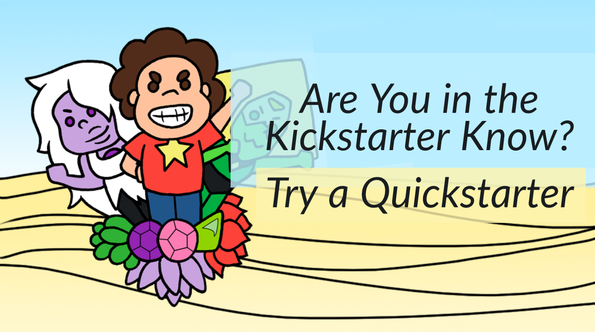 Quickstarter Shorty Squad Title Image